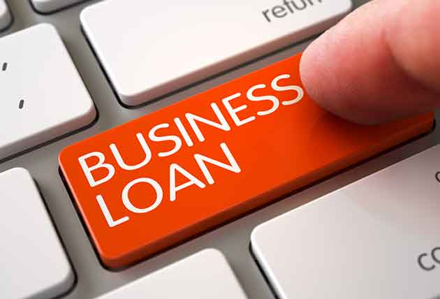 Small business loans.