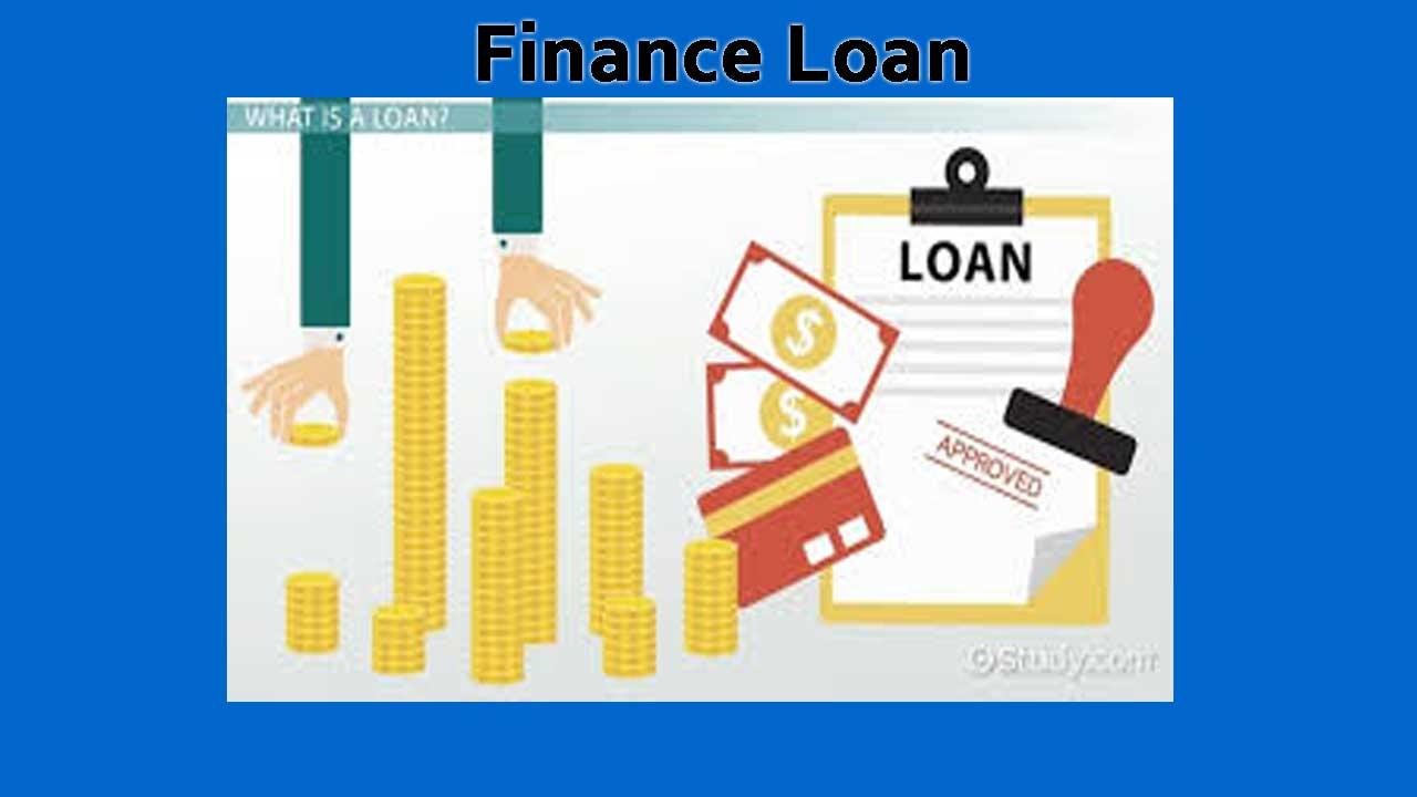 Basic Of Finance Loan